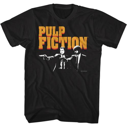 Pulp Fiction Vincent & Jules with Guns T-Shirt