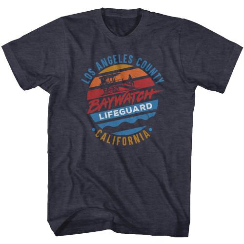Baywatch LA Lifeguard T-Shirt
