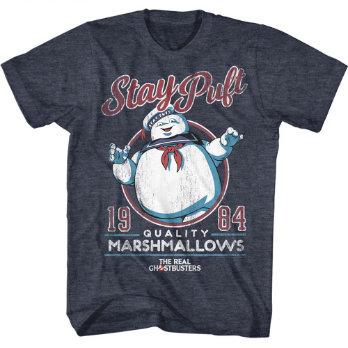 Ghostbusters Stay Puft Marshmallow Man T-Shirt