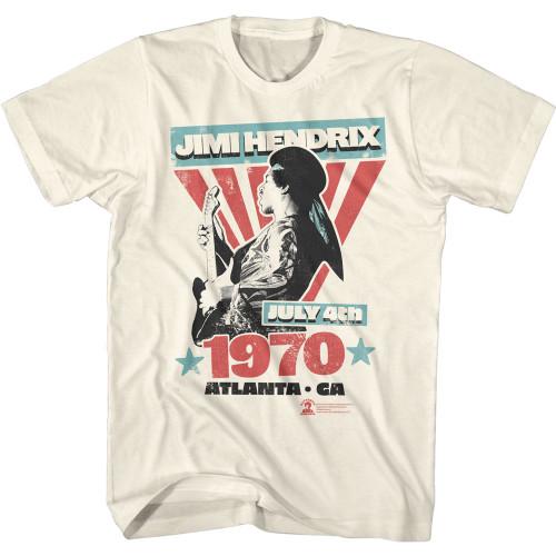 Jimi Hendrix Atlanta T-Shirt