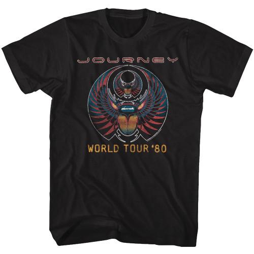 Journey World Tour 1980 T-Shirt