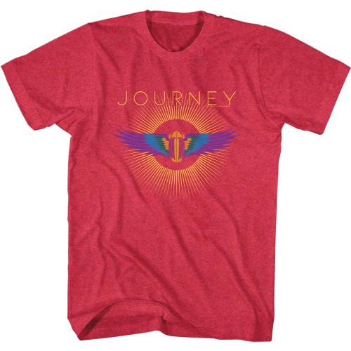 Journey Scarab in a Sunburst T-Shirt