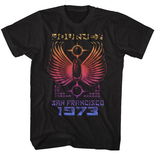 Journey 1973 San Francisco T-Shirt