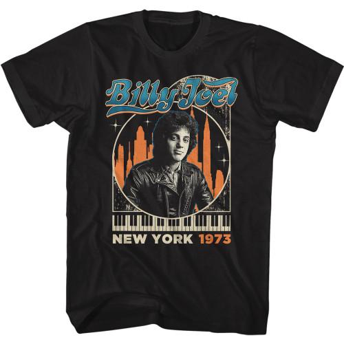 Billy Joel New York City 1973 T-Shirt
