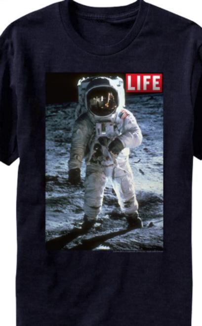 Life Magazine Astronaut T-Shirt