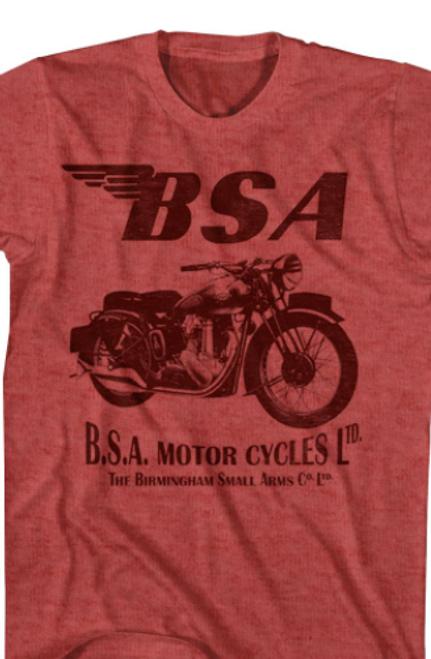 BSA Motor Cycles T-Shirt