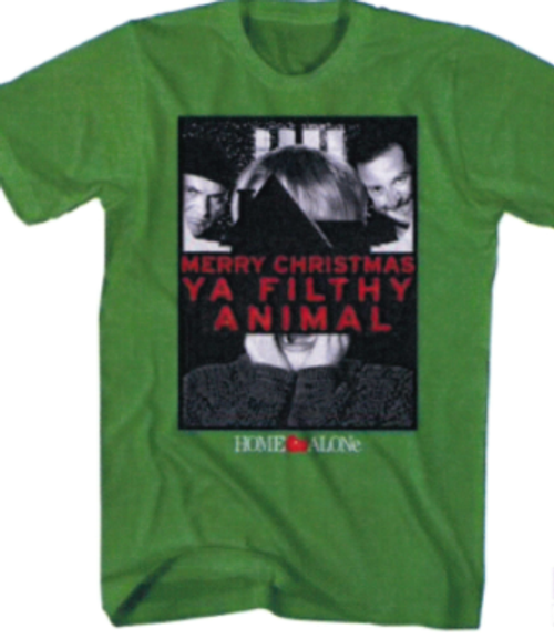 Home Alone Poster T-Shirt