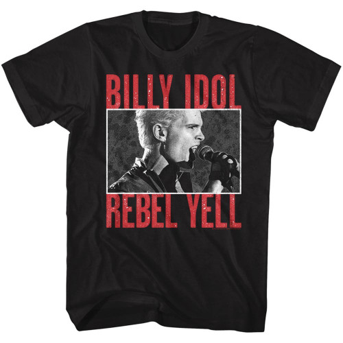 Billy Idol Rebel Yell T-Shirt