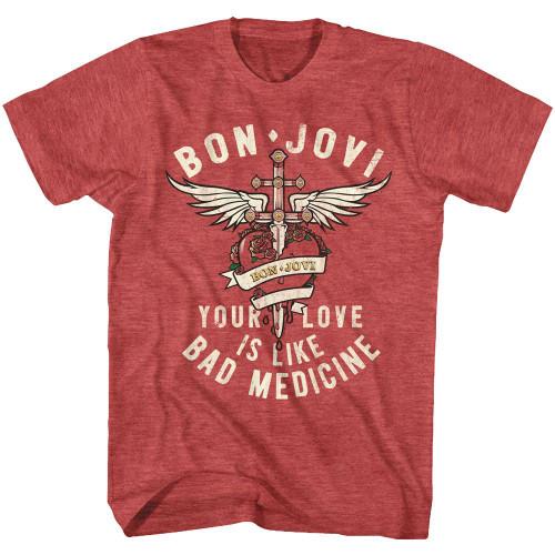 Bon Jovi Bad Medicine T-Shirt