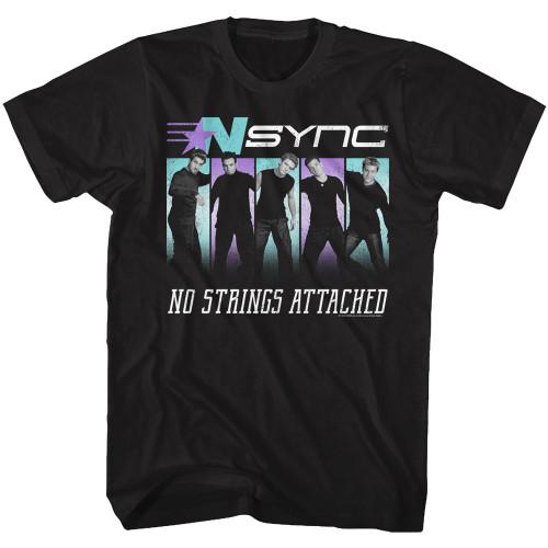NSYNC No Strings Attached T-Shirt