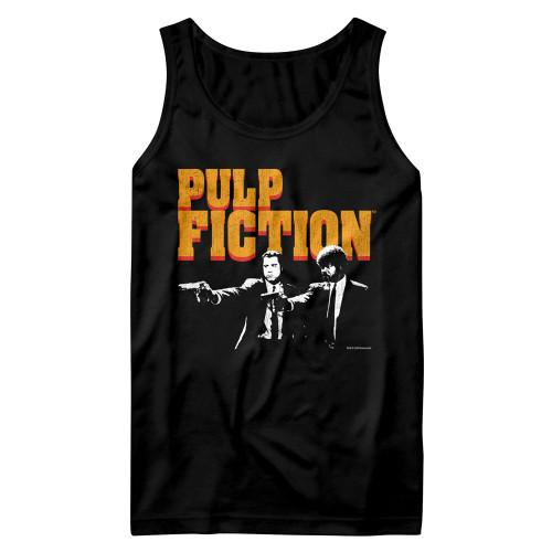 Pulp Fiction Vincent & Jules with Guns Tank