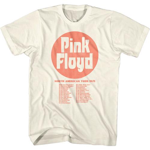 Pink Floyd 1971 Tour T-Shirt