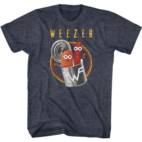 Weezer Pork and Beans T-Shirt