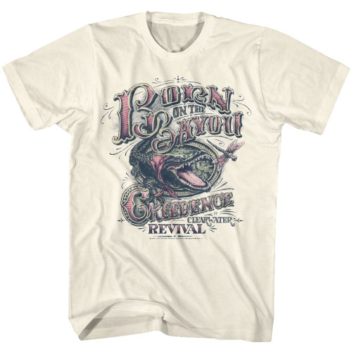 Creedence Clearwater Born on the Bayou T-Shirt