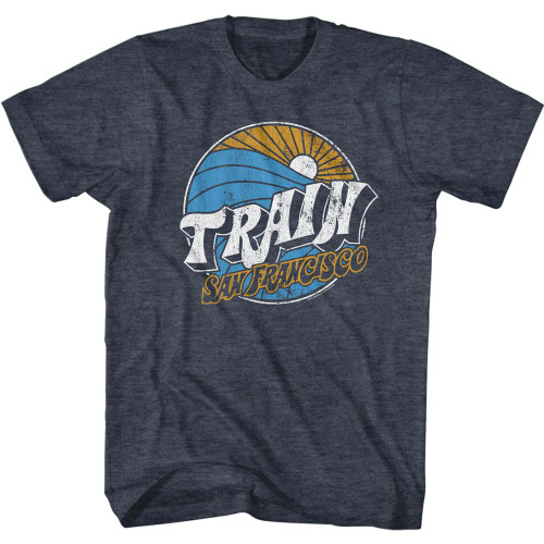 Train San Francisco T-Shirt