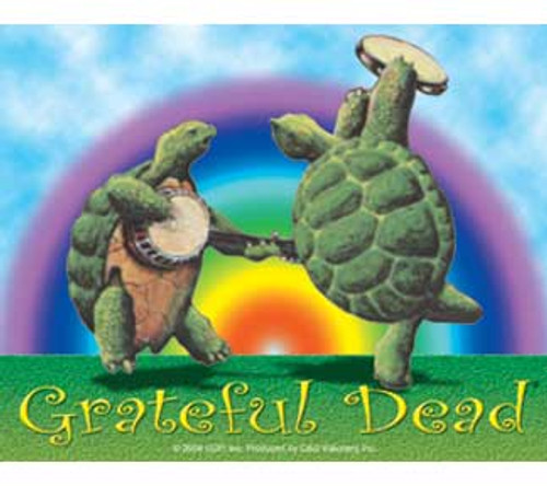 Grateful Dead Dancing Terrapins Sticker
