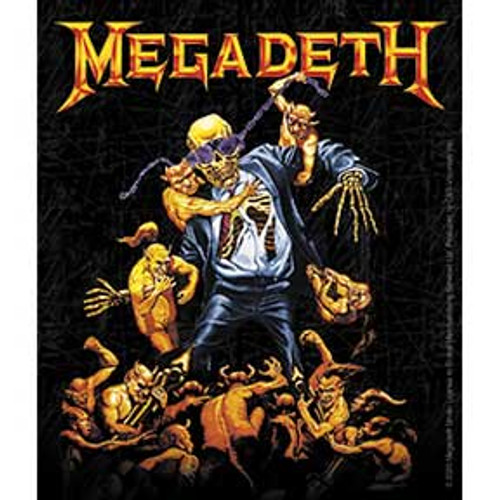 Megadeth Little Demons