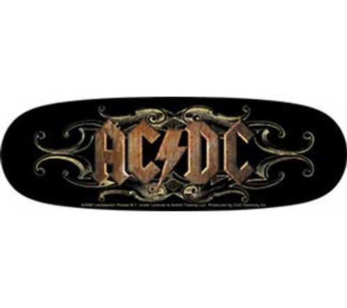 AC/DC Ornate Logo