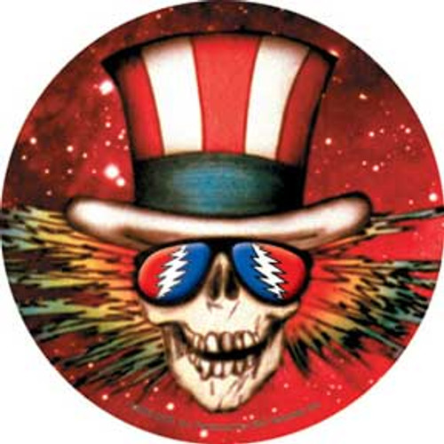 Grateful Dead Uncle Sam Head