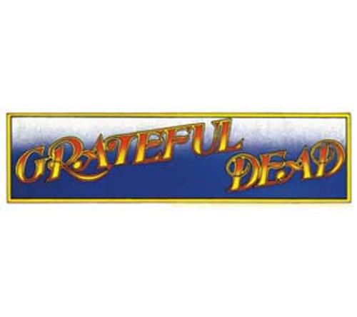 Grateful Dead Gradient Logo Sticker