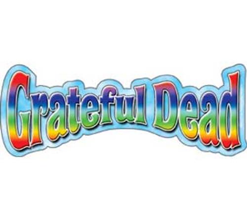 Grateful Dead Rainbow Logo