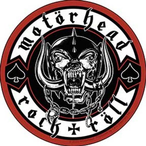 Motorhead Rock & Roll Sticker