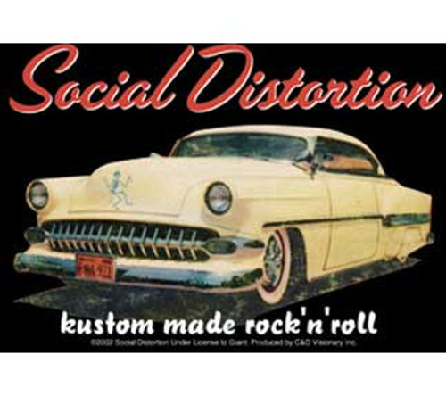 Social Distortion Classic Car