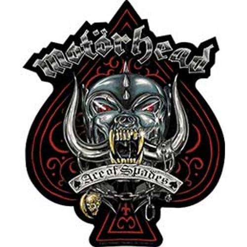 Motorhead Ace of Spades Sticker