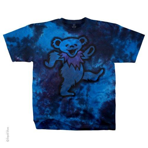 Grateful Dead Big Bear Tie Dye T-shirt