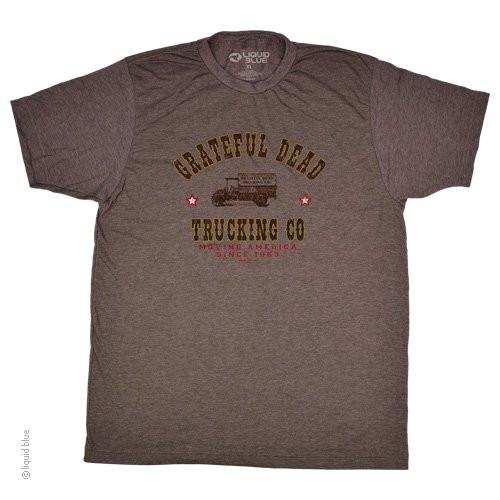 Grateful Dead Trucking Co. T-shirt