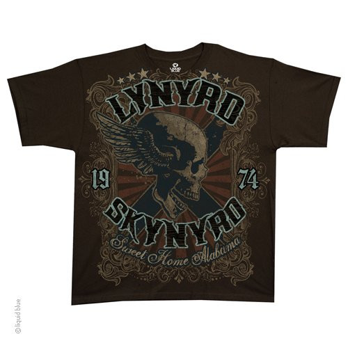 Lynyrd Skynyrd Sweet Home Alabama T-shirt
