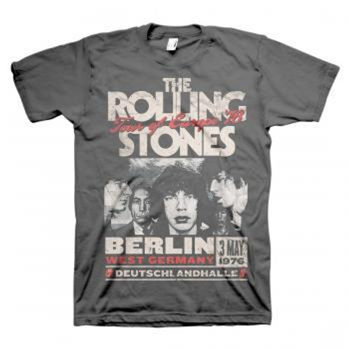 Rolling Stones Europe '76