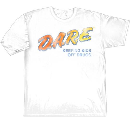 D.A.R.E. Vintage Gradient T-Shirt