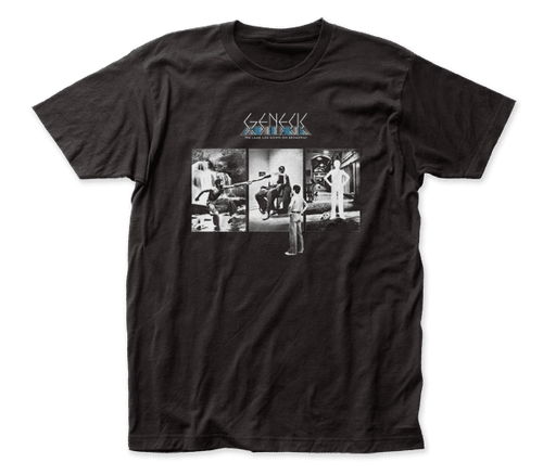 Genesis The Lamb Lies Down on Broadway T-Shirt
