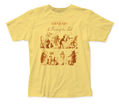 Genesis A Trick of the Tail T-Shirt
