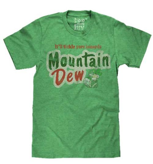 Mountain Dew Tickle T-Shirt