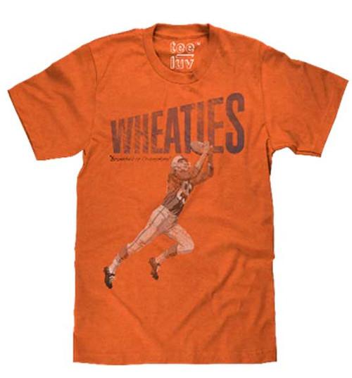 Wheaties Vintage Football T-Shirt