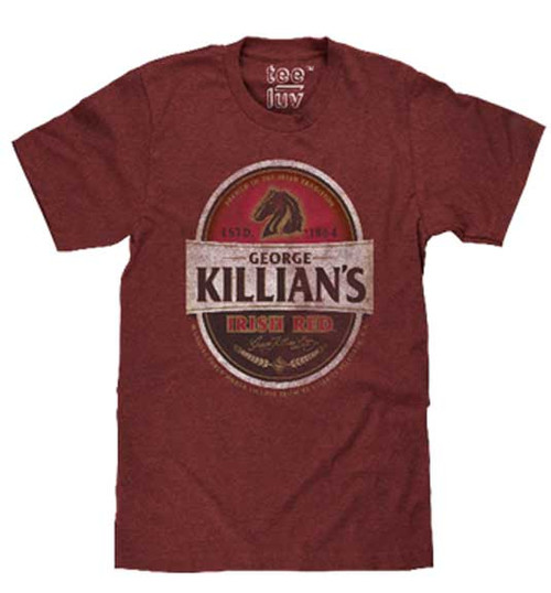 Killian's Distressed Logo T-Shirt