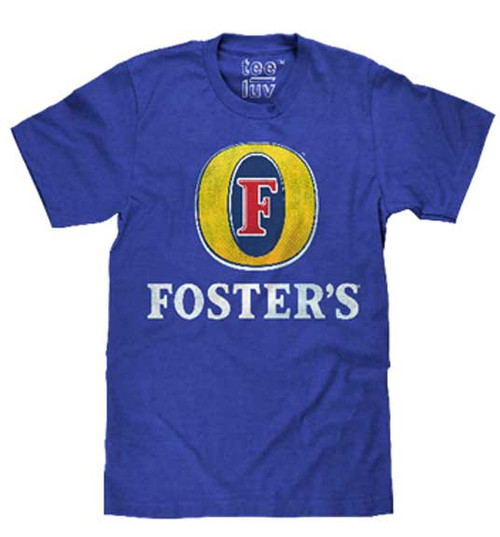 Foster's Distressed Logo