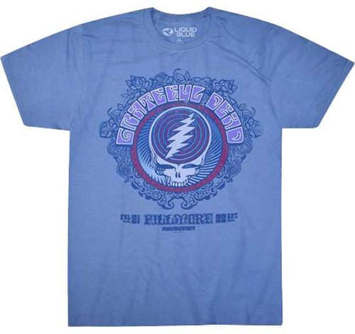 Grateful Dead Fillmore T-shirt