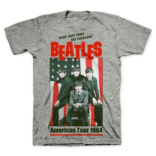 Beatles American Tour 1964 T-Shirt