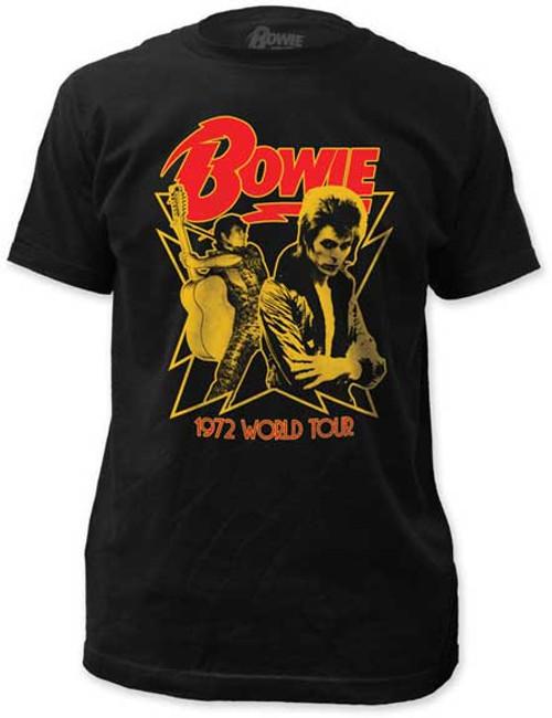David Bowie 1792 World Tour T-Shirt