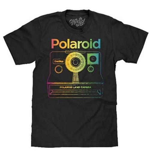 Polaroid Vintage CameraT-Shirt