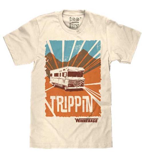 """Winnebago """"Trippin"""" T-Shirt"""