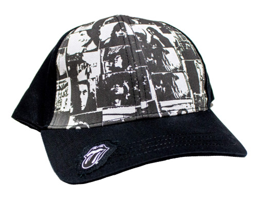 Rolling Stones Exile All Over Hat