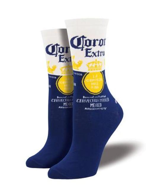 Women's Corona Logo Socks