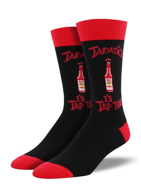 "Men's Tapatio ""I'd Tap That"" Socks"