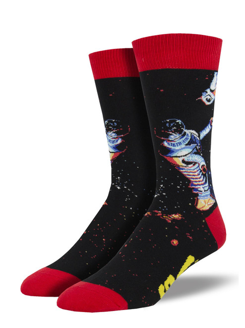 Men's Lost In Space Socks