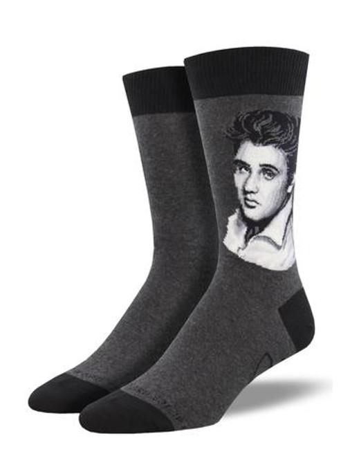 Men's Elvis Portrait Socks