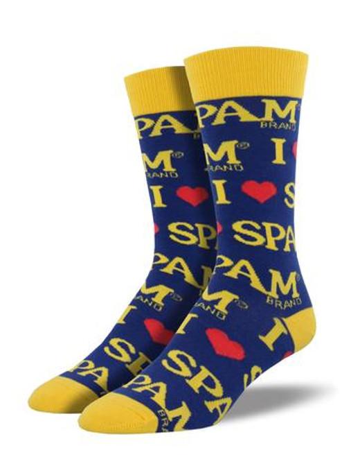 Men's Spam Socks